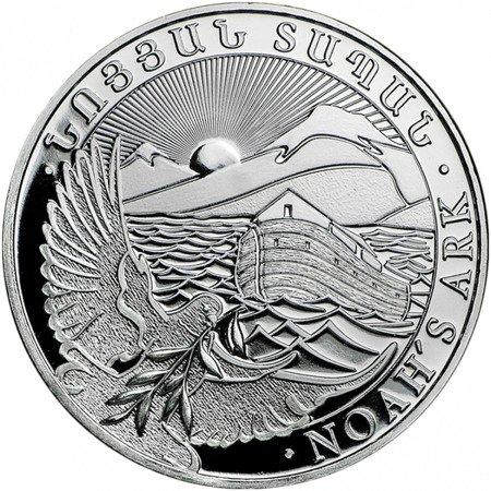 Srebrna Moneta Arka Noego 1 uncja