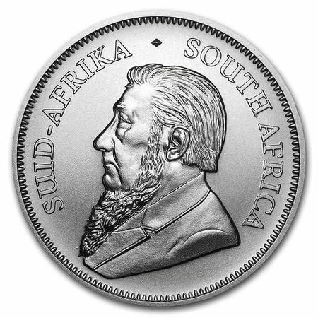 Srebrna Moneta Krugerrand 1 uncja 24h