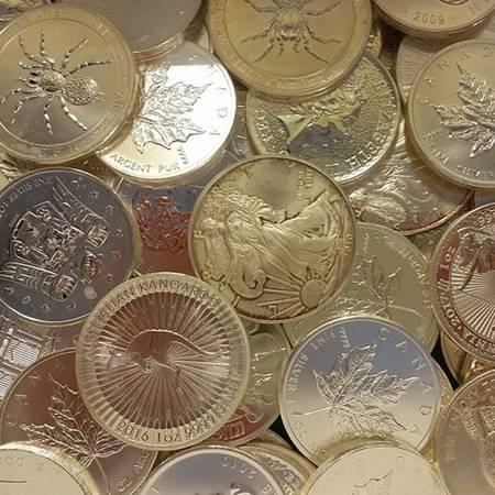 Srebrna Moneta - Sztabka 1 uncja (Junk Silver) 24h