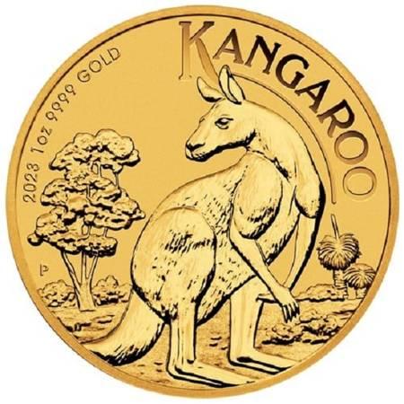 Złota Moneta Australijski Kangur 1 uncja 2020r - 24h