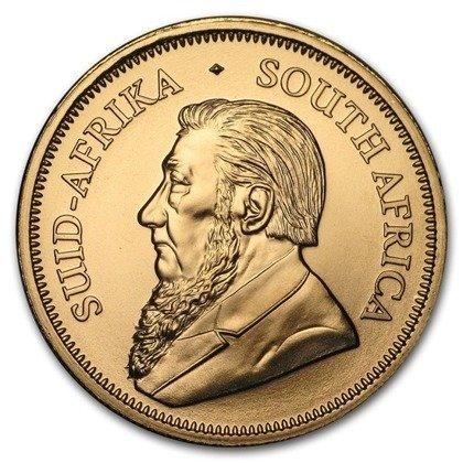 Złota Moneta Krugerrand 1/10 uncji 24h