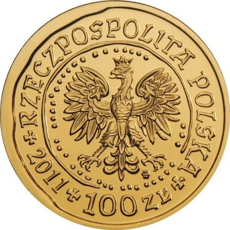 Złota Moneta Orzeł Bielik 1/4 uncji 24h